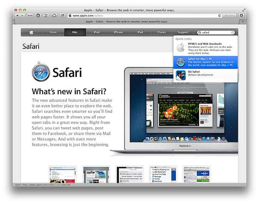 Apple-Safari
