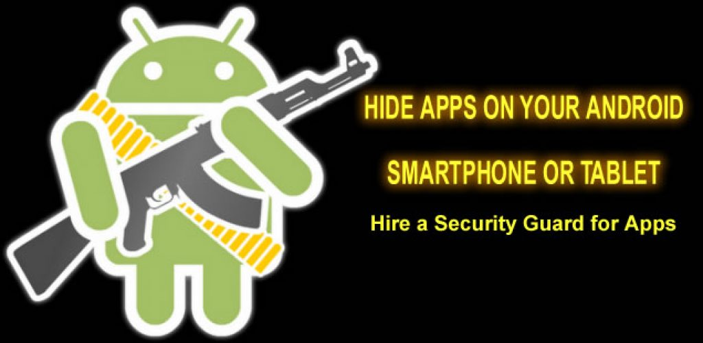 Hide-apps-on-android-devices