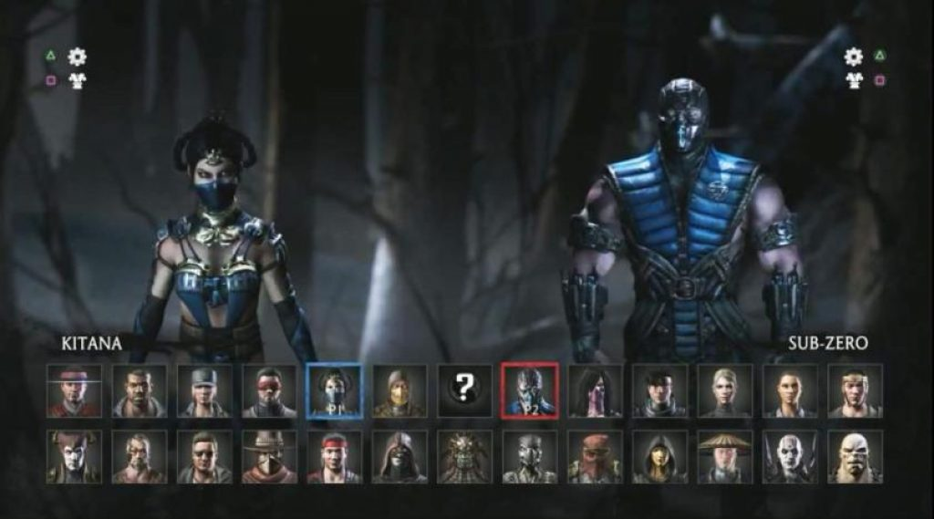 Mortal Kombat X Characters Pictures And Names List Distant Info