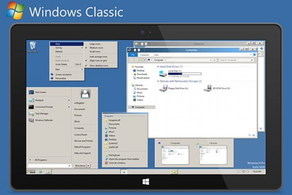 Windows-Classic