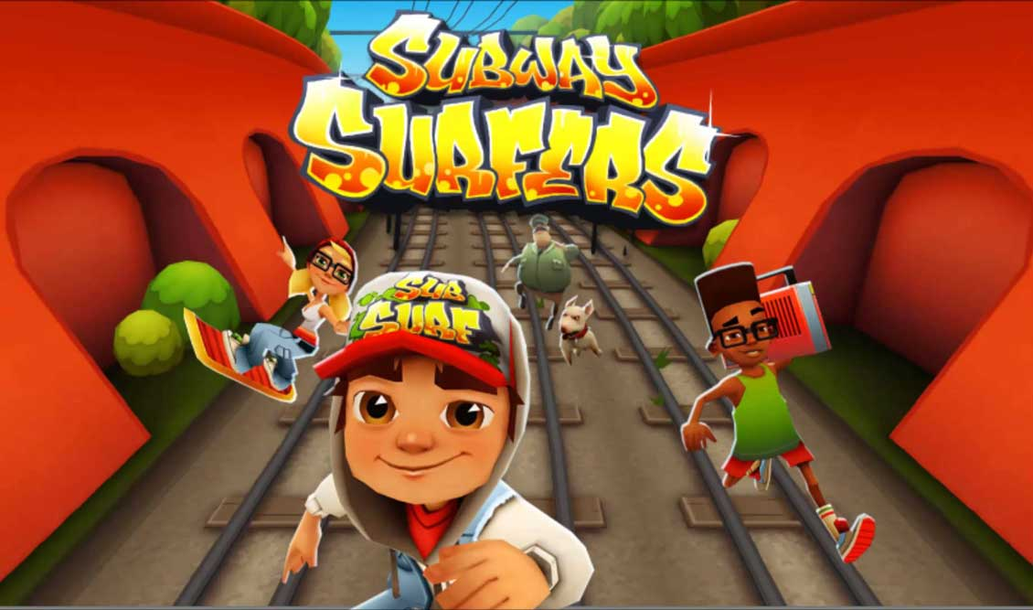 download subway surfers with unlimited coins and keys for ipad