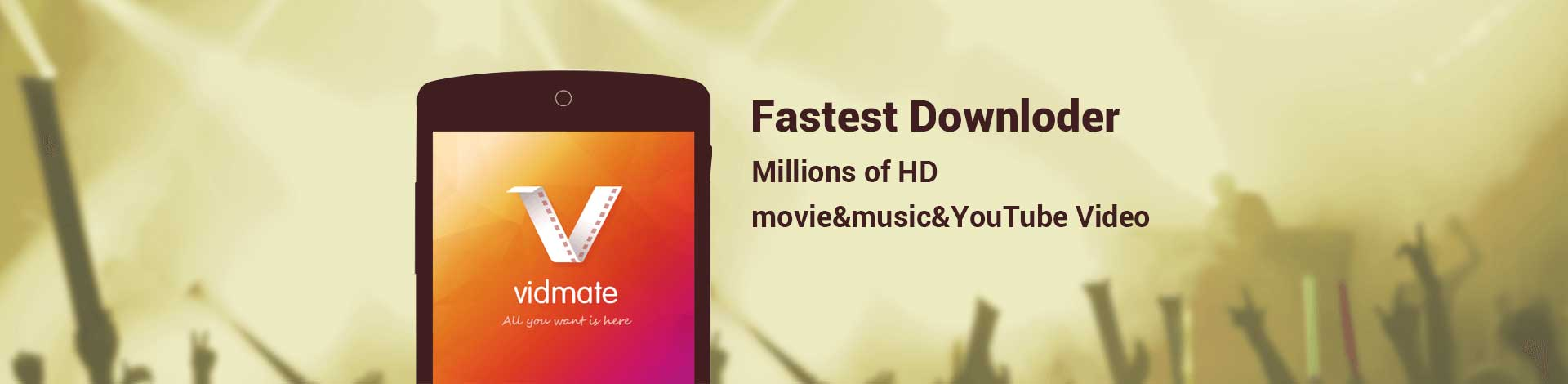 Download Vidmate For PC Free iPhone
