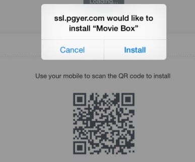 Install Movie Box On iPhone