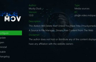 How To Install Space Mov Addon On Kodi